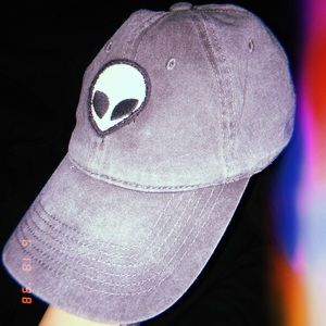 Brandy Melville Alien Hat!